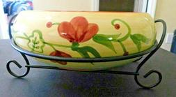 Vintage 'Retired' Limited Edition For Parisian Serving Dish